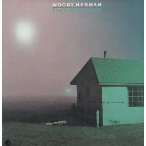 FEELIN SO BLUE LP (VINYL) US FANTASY 1981 WOODY HERMAN Music