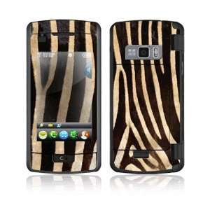 Zebra Print Decorative Skin Cover Decal Sticker for LG enV