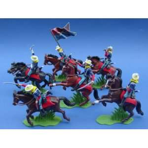 George Custer US 7th Cavalry Regiment Indian Wars, Hand Painted 54mm