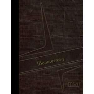(Reprint) 1957 Yearbook Winterset High School, Winterset