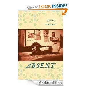 Absent A Novel Betool Khedairi, Muhayman Jamil  Kindle