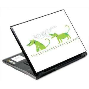 Animal Art Decorative Protector Skin Decal Sticker for 15