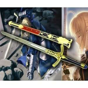 Fate/Stay Night Anime Sabers Excalibur Sword Everything
