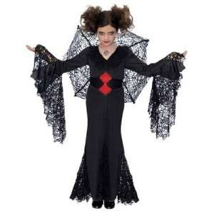 Black Widow Costume   Child Costume   Large  Toys & Games