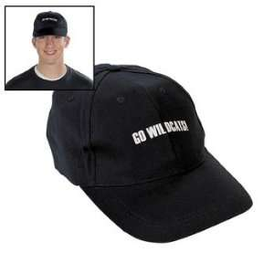 Personalized Baseball Caps   Black   Hats & Baseball Caps