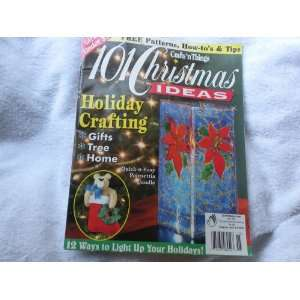 101 Christmas Ideas, 2000, from Crafts n Things