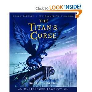 The Titans Curse (Percy Jackson and the Olympians, Book 3