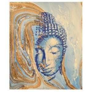 Buddha Swirl Painting: Home & Kitchen