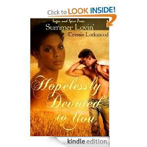 Hopelessly Devoted to You: Tressie Lockwood:  Kindle Store