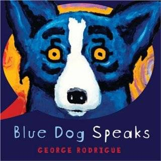 Blue Dog   Note Cards (9781584790136) George Rodrigue