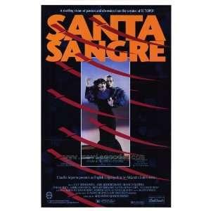 Santa Sangre   Movie Poster   27 x 40
