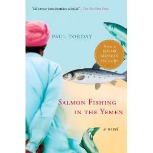 Salmon Fishing in the Yemen [Paperback]: Paul Torday