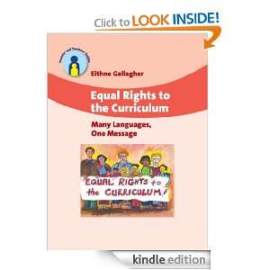 Equal Rights to the Curriculum (Parents and Teachers Guides) Eithne