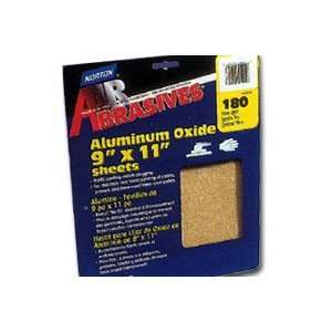 P80A Grit Sanding Sheets Gold 5 Pack (NOR00920) Category Sand Paper