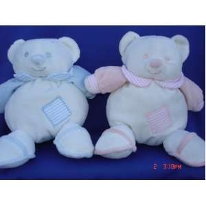 Ultra Soft My First Baby Teddy Bear Toy Rattle Stuffed Animal