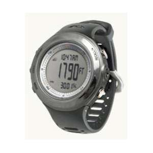 HighGear Axio Max Steel Altimeter Chrono Compass Watch