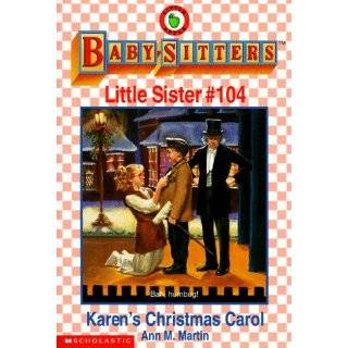 Karens Sleigh Ride (Baby Sitters Club Little Sister, No