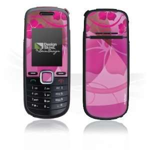 : Design Skins for Nokia 1661   Lila Blumen Design Folie: Electronics
