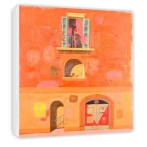 Assignation and Jour et Nuit, 2001 (oil on..   Canvas