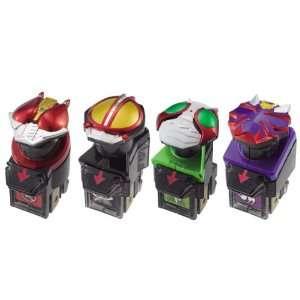Kamen Rider Fourze Legend Rider Switch Set 02 Bandai [JAPAN] : Toys