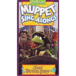 Muppet Sing Alongs   Muppet Treasure Island [VHS]: Dave