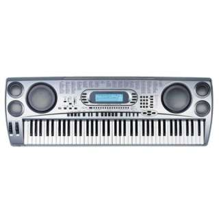 Casio WK 1630 76 Note Touch Sensitive Portable Electronic Keyboard