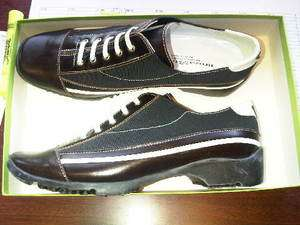Walter Genuin Linea Stretch GOLF SHOE