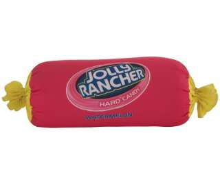 Watermelon Jolly Rancher Microbead Pillow in Toys, Games & Souvenirs