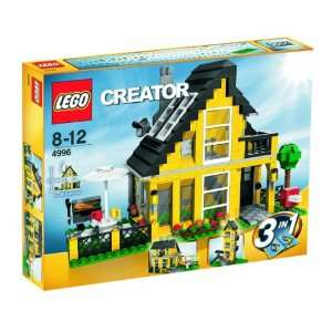 LEGO Creator 4996: Beach House: .co.uk: Toys & Games