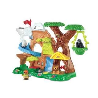 Little People Animal Sounds Zoo Playset: Fisher Price: Toys  chapters