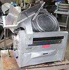 812V FLEETWOOD COMMERCIAL AUTOMATIC MEAT SLICER 11865 r