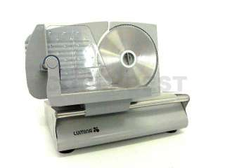 You are bidding for a Refurbished Domestic Electric Food Slicer