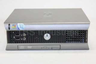 Lot of 10 Dell Optiplex 755 USFF Core2Duo Vista with Warranty