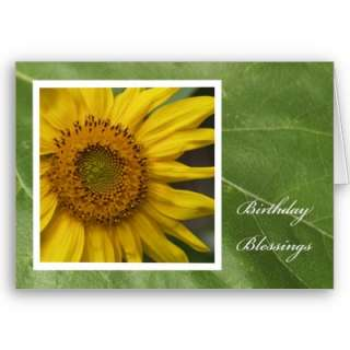 Christian Birthday Card    Birthday Blessings from Zazzle