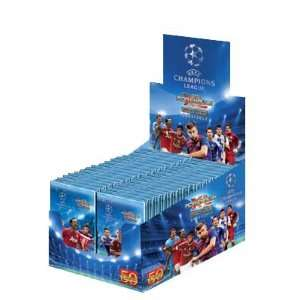 Champions League Adrenalyn XL 2011 2012 Cards   10 Packs   Uefa