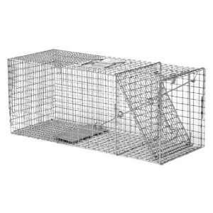 Humane Animal Box Trap, 30 x 11 x 12 Patio, Lawn