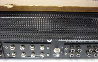 1970s* Realistic STA 120 AM/FM STEREO RECEIVER   Works