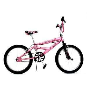 20 Girls Mongoose Freestyle BMX Bike