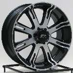 20 inch Wheels Rims Black Ford F150 Expedition Truck 5