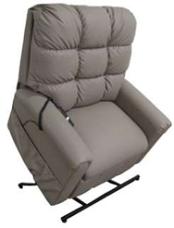 Comfort Lift Recliner Chair 3 Way Position Electric 350