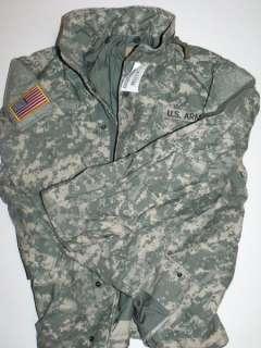NEW US ARMY ACU MILITARY FIELD JACKET COAT M65 S,M,L,XL w. LINER M 65