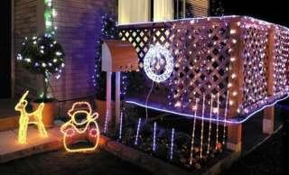 Lights Battery Powered LED Light Colored Lamp (White Lotus)