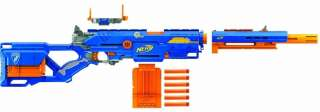 NERF N Strike Longstrike CS 6 Sniper Dart Gun   Damaged Box