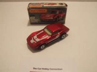 England 1979 Chevrolet Chevy Corvette Diecast Model Car 164