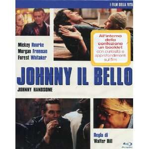 Johnny Il Bello (SE) (Blu Ray+Booklet): Mickey Rourke
