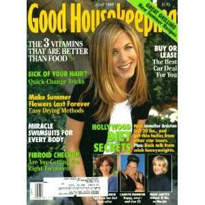 1999   Kathie Lee Gifford on cover.: Good Housekeeping Magazine: Books