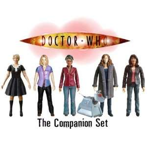 Jane Smith, Martha Jones, Donna, K9, Astrid and Rose: Toys & Games