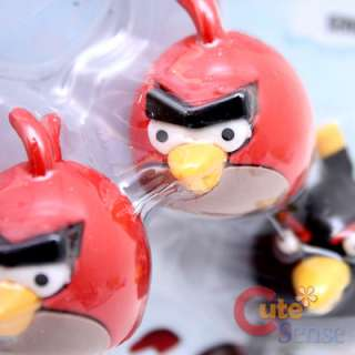 Angry Birds Puzzle Erasers Set  Red Blue Birds and Pigs Rovio