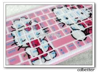 Hello Kitty Notebook Desktop Laptop Keyboard Stickers
