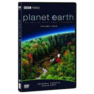 Planet Earth, Vol. 4: Seasonal Forests / Ocean Deep